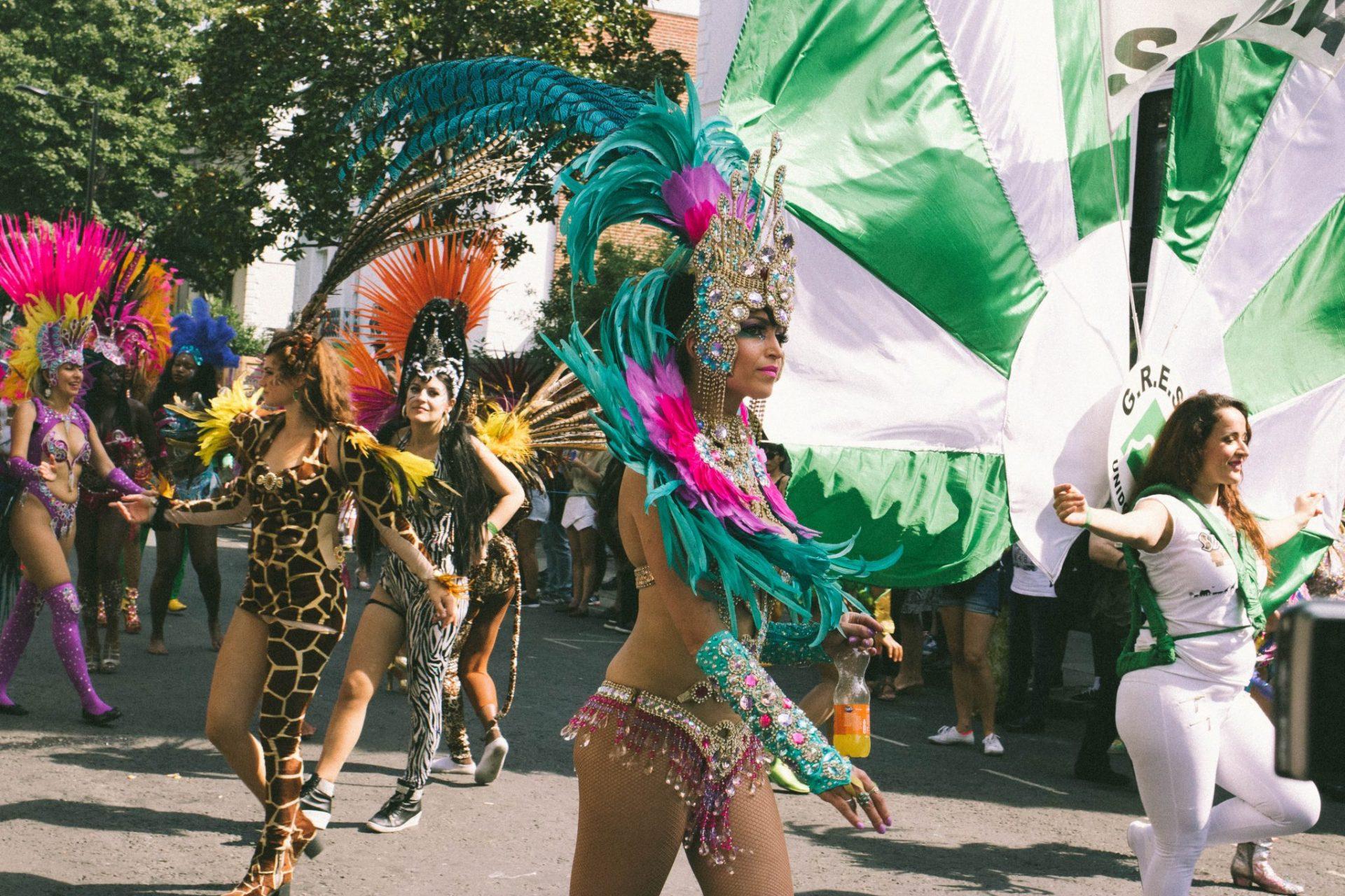 carnival in ibiza