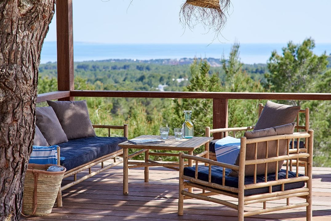 Luxury Villa Terrace View