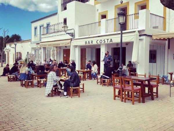 Bar Costa, Ibiza