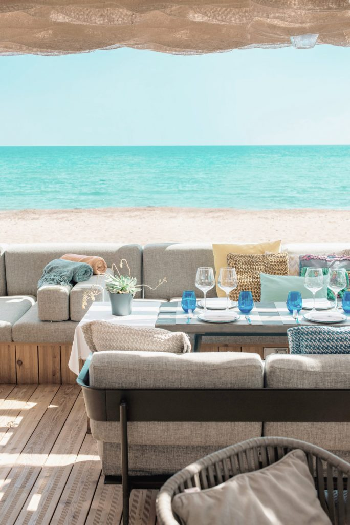 Chiringuito Blue Ibiza
