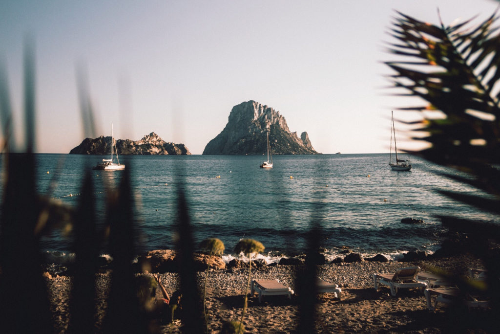 magical spots in ibiza