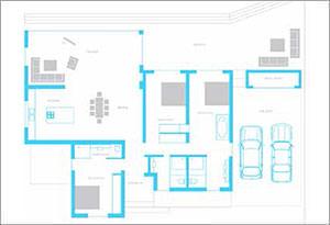 Villa Cala Jondal Ibiza Floor Plan