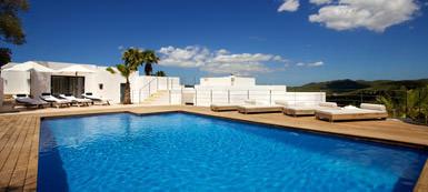 6 Bedroom Stylish Villa - San Jose - San Jose - San Augustin - West - Ibiza