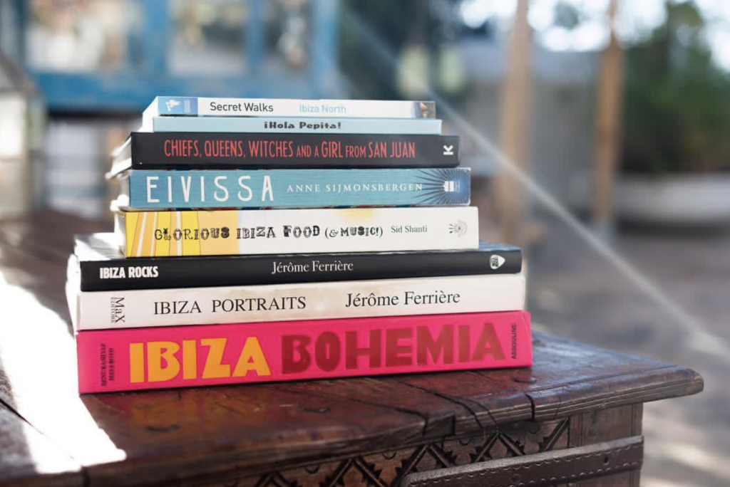 Ibiza travel books