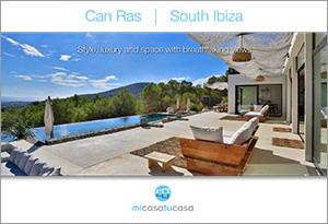 Villa In San José Ibiza Brochure