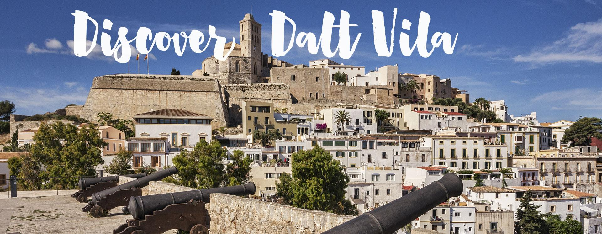 Discover Dalt Vila