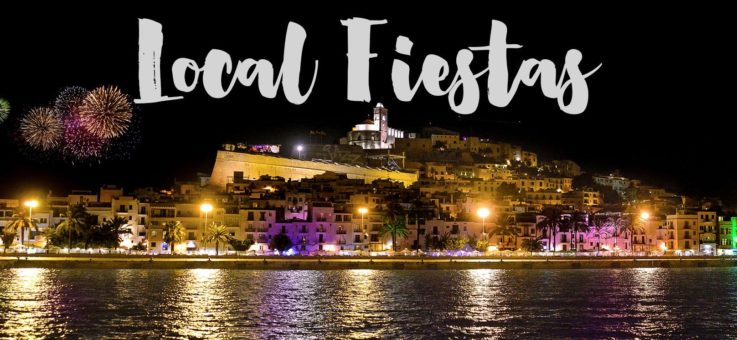 Local Fiestas ibiza island guide