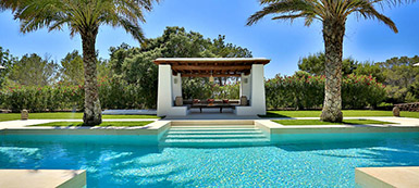 4 Bedroom Villa - Sta Gertrudis - Ibiza Town