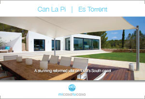 Villa Cala Jondal Ibiza Brochure