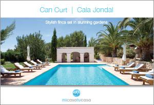Villa Rental Cala Jondal Ibiza
