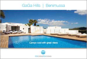 Villa near San José Ibiza Brochure