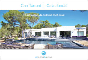 Villa Rental In Cala Jondal Ibiza