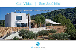 6 Bedroom Luxury Villa in San Jose Ibiza Brochure