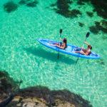 Top 3 Kayak Routes in Ibiza