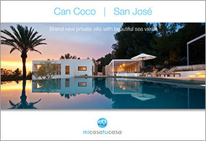 Brochure for 5 Bedroom New Villa in San José Ibiza