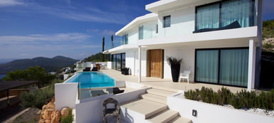 4 Bedroom Seaview Villa - Roca Llisa - East - Ibiza